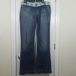 Joe's  Wide Leg Vintage Series 1971  Garcia Jean's